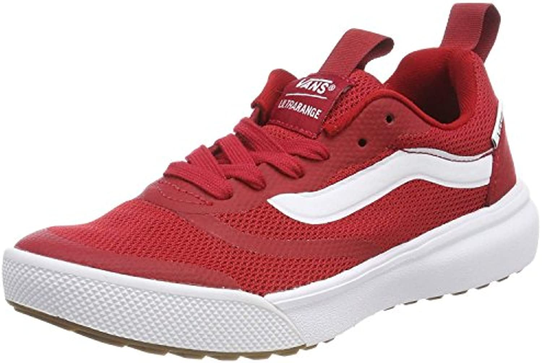Unisex Erwachsene Ultrarange Rapidweld Sneaker  Grau  Einheitsgröße 40.5 EU|Rot (Chili Pepper 14a)