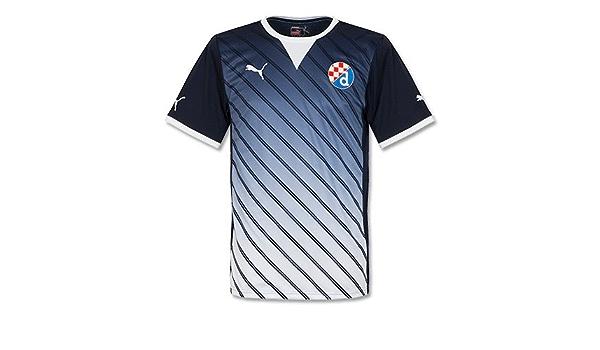 Gnk Dinamo Zagreb Trikot Euro 2011 13 Puma L Bekleidung