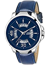 Bright Watches Analogue Blue Dial Men's Watch-BW06