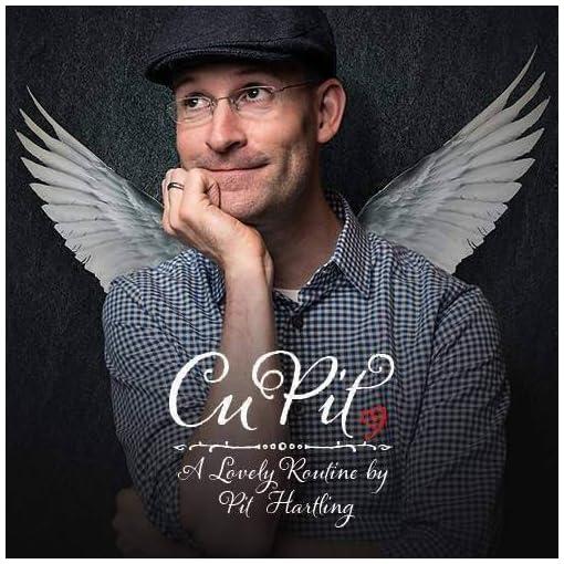Cupit-by-Pit-Hartling-DVD-Gimmick-Zaubertricks-und-prop SOLOMAGIA Cupit by Pit Hartling (DVD & Gimmick) – Zaubertricks und Prop -