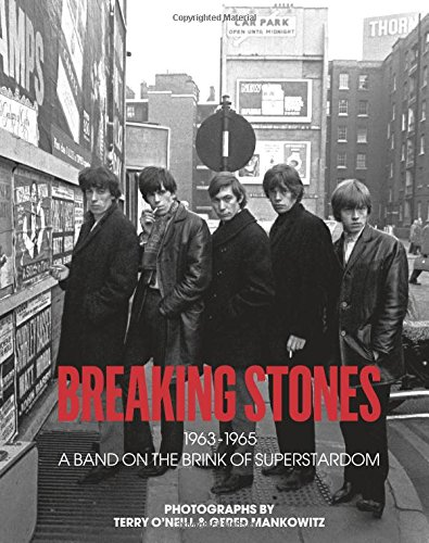 Breaking stones par Terry O'Neill