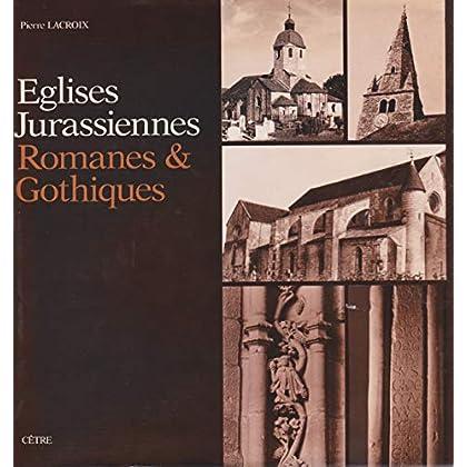 Eglises jurassiennes romanes & gothiques