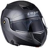 #8: Vega Crux DX Flip-Up Helmet (Anthra, L)
