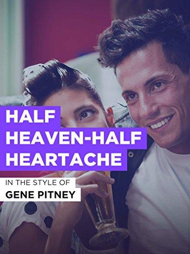 """Half Heaven-Half Heartache im Stil von """"Gene Pitney"""" gebraucht kaufen  Wird an jeden Ort in Deutschland"""