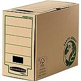 Bankers Box 4473202 Scatola Archivio A4+ Earth Series, Dorso 150 mm, FSC, Confezione da 20 Pezzi