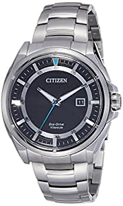 Citizen Eco-Drive Super Titanium Men's Watch - AW1401-50E