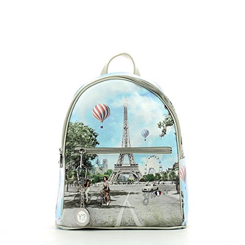 ZAINO MEDIUM DONNA Y NOT? BACKPACK CHAMP ELYSEES INSTANT J-382 CHAMPS ELYSEES