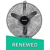 (Renewed) Havells Birdie 230mm Personal Fan (Black)