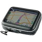 Midland MMKGPS50 Etui pour GPS 2 Roues 5'' Noir