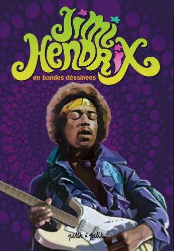Jimi Hendrix en bandes dessinées