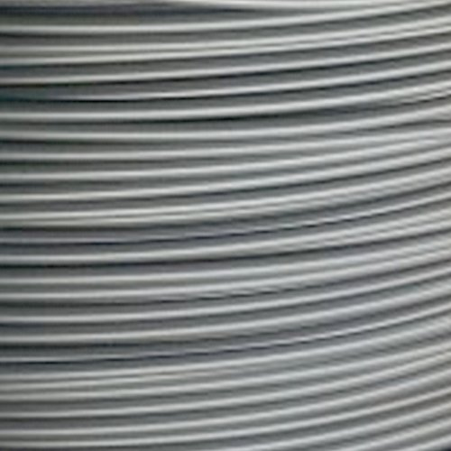 3DZ Drucker Filament METALL 1,75mm 500g ALUMINIUM
