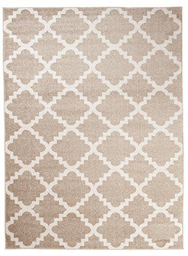 We Love Rugs - Carpeto Orientalisches Marokkanisches Teppich - Flor Modern Designer Muster -...