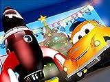 【Weihnachten】Rocky die Rakete will einen Blick auf den Weihnachtsmann werfen/Henry der alte Käfer ist bedeckt mit Pollen