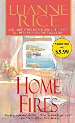 Home Fires: A Novel by Luanne Rice (2011-01-25)