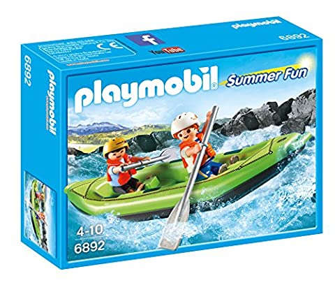Playmobil 6892 Summer Fun Floating White water Rafters