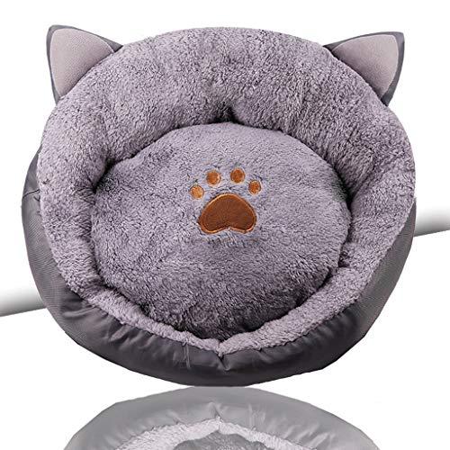 Pecute Cama Cama gato Cama perro orejas gato perrera