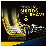Gillette Fusion ProShield FlexBall Men's Razor + 3 Blade Refills