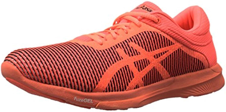 ASICSdonna fuzeX Rush CM - donna Fuzex Rush Cm Donna, rosa (Flash Coral Flash Coral), 38.5 EU | Promozioni speciali alla fine dell'anno  | Uomo/Donne Scarpa