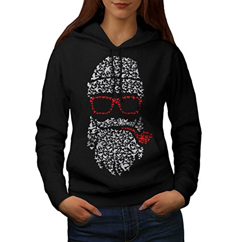 Cool Weihnachten Women S Kapuzenpullover | Wellcoda (Coole Halloween-kuchen-ideen)