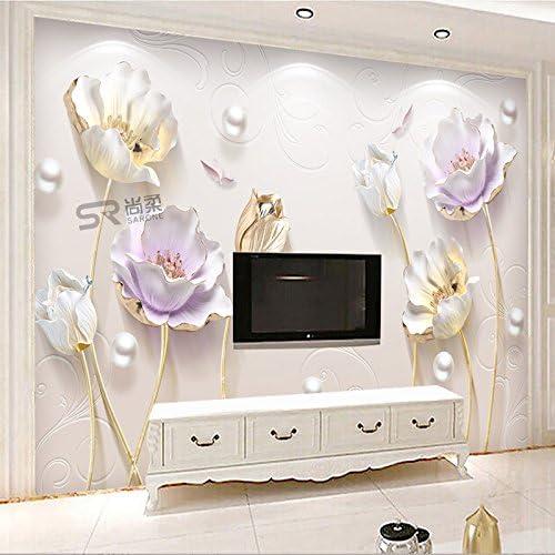 Prodotti personalizzati in stile Europeo di soggiorno TV parete di video sfondo arte 3D video di wall paper camera da letto l'intera parete tessuto adesivo auto wallpaper350cm245cm 5ac142