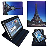 Eiffelturm Schutz Hülle Tablet Tasche Etui für 10 Zoll Jay-Tech / CANOX Tablet PC 101