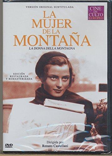 La Mujer De La Montaña (Import Dvd) (2014) Marina Berti; Amedeo Nazzari; Mauri...