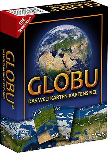 GLOBU - Das Weltkarten-Kartenspiel