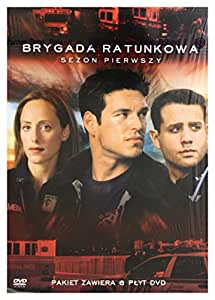 Third Watch Season 1 (Box) [6DVD] [Region 2] (English Audio. English Subtitles)