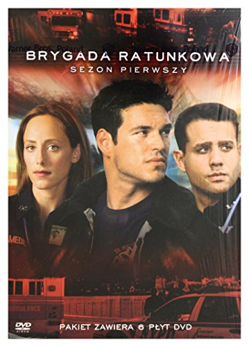 Third Watch Season 1 (Box) [6DVD] [Region 2] (Deutsche Sprache. Deutsche Untertitel)