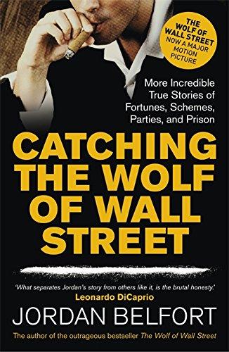 jordan belfort libro  Libro Catching the wolf of Wall Street di Jordan Belfort