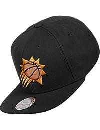 Mitchell & Ness Wool Solid Phoenix Suns Snapback
