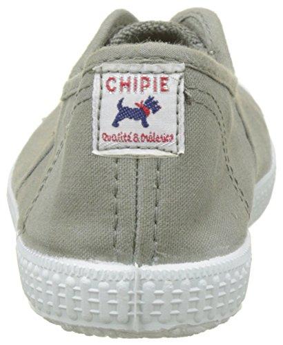Chipie Unisex-Kinder Josepe 3 Flach, Weiß, 19 EU Gris (Algue)