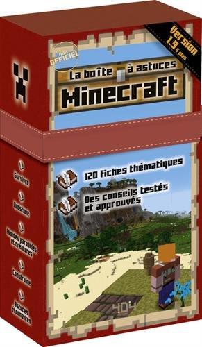 Boîte à astuces Minecraft - version 1.9 par Stéphane PILET