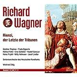 Richard Wagner: Rienzi, der letzte der Tribunen (Oper) (Gesamtaufnahme) (4 CD)