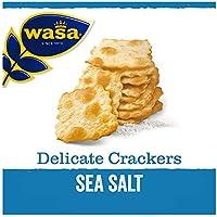 Wasa Knäckebrot Delicate Cracker Meersalz, 180 g