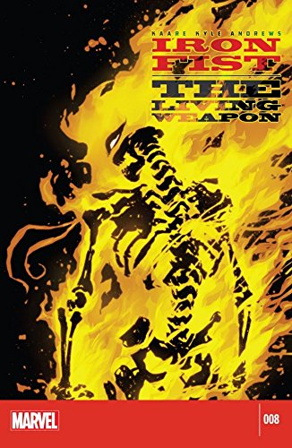 Iron Fist: The Living Weapon #8 (English Edition) (Iron Fist Living Weapon)