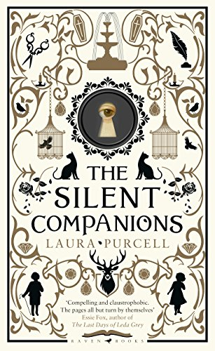 The Silent Companions: A ghost story by [Purcell, Laura]