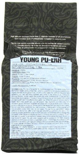 Simpli-Special Young Pu-Erh 1 Year Vintage Loose Leaf Tea 500 g