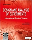 Design and Analysis of Experiments, 8ed, ISV (WSE)