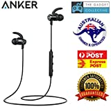 Anker Bluetooth Headphones, SoundBuds Slim Lightweight Wireless Headphones, IPX5 Sweatproof Sports Headphones with Mic and 7 Hrs Play Time for Running, Cycling, Gym, Travelling and More only --- on Amazon