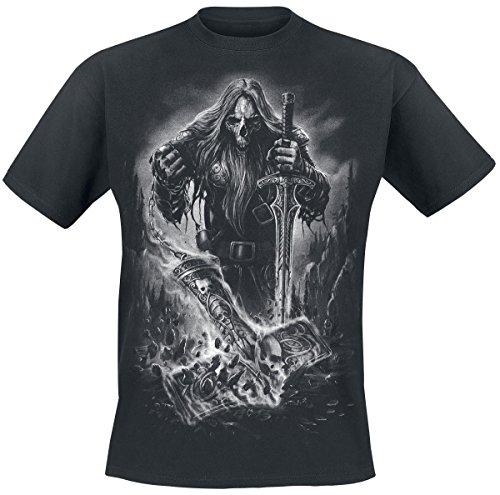 Toxic Angel Einherjar T-Shirt nero 5XL