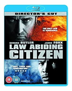 Momentum Pictures Law Abiding Citizen - Director's Cut (Blu-ray) (2009)