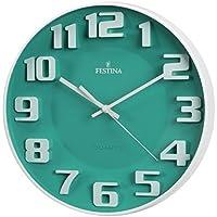 Festina - Reloj de Pared FC0117 - Verde