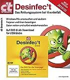 c't Desinfec't (2019): Das Rettungssystem bei Virenbefall (c't wissen) (German Edition)