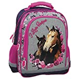 Cheval grand sac a dos cartable école loisirs extrascolaires Horses Pony Poney