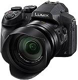 Panasonic DMC-FZ300EGK Lumix Bridgekamera (12 Megapixel, 4K Foto und Video, 7,5 cm (3 Zoll) Touchscreen, WiFi) schwarz