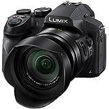 Panasonic LUMIX DMC-FZ300EGK Premium-Bridgekamera (12 Megapixel, 24x opt. Zoom, LEICA DC Weitwinkel-Objektiv, 4K Foto/Video,Staub-/Spritzwasserschutz) schwarz