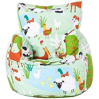 Ready Steady BedR Le Farm Design Childrens Bean Bag Chair