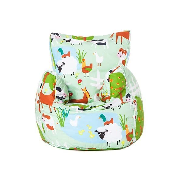 Ready Steady Bed Kids Toddler Armchair Comfy Children