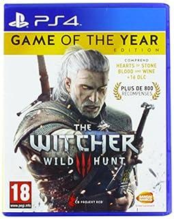 The Witcher 3 : Wild Hunt - édition jeu de l'année (B01IUYX4UA)   Amazon Products
